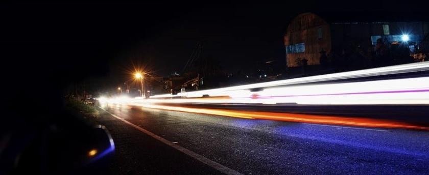 Night in Rishikesh